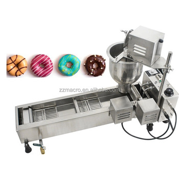 MC-02 Factory direct sale automatic mini donut fryer/doughnut machine