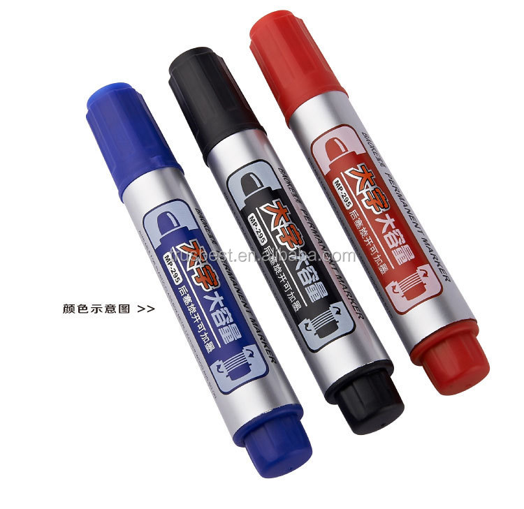 Copic Marker Sets Posca Permanent Marker 3 Colors Can Add Ink Paint Mark Pen / School & Office Stationery Korean Cute Supplies