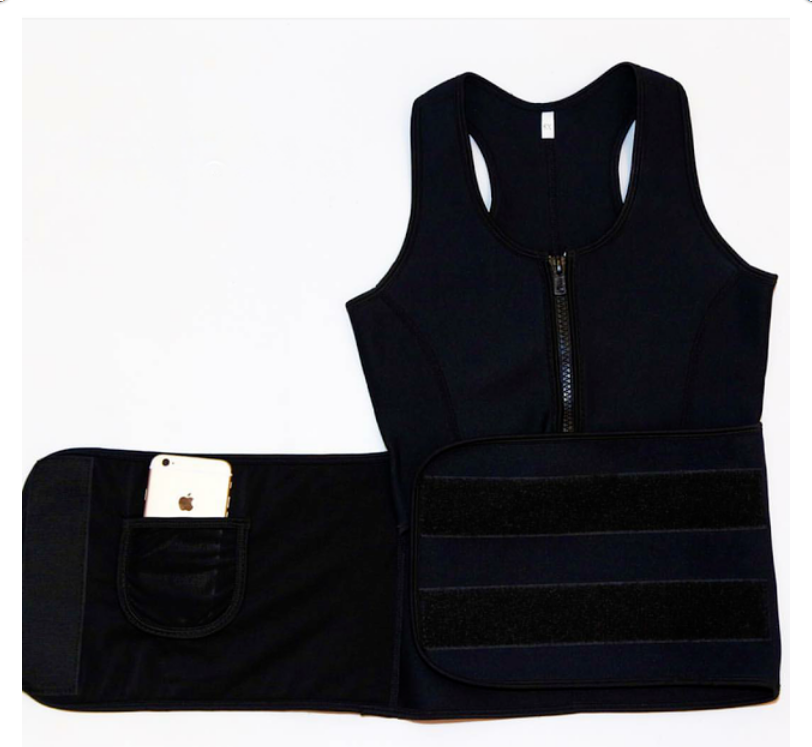 unisex Neoprene Sauna hot Sweat Vest
