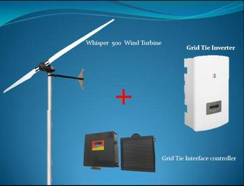 Whisper 500 Grid Tie Small Wind Turbine Buy 3200 Watts