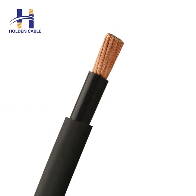 95mm2 Black Red 500 A Amps Flexible PVC Battery Welding Cable FREE LUG PER METRE