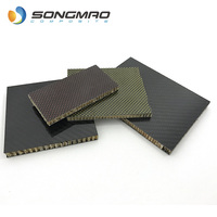 excellent quality custom cnc machine 18mm carbon fiber sheet
