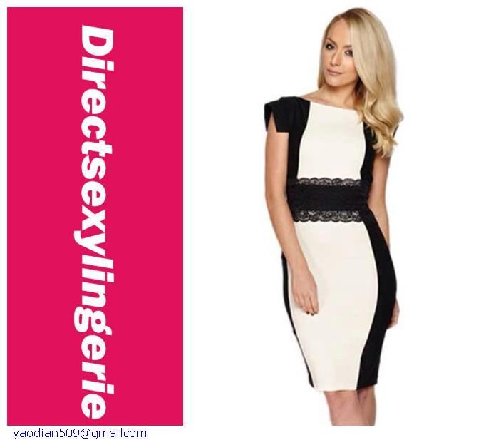 Aliexpress Com Buy New Design Simple But Elegant Short: New Arrival Elegant And Simple Design Black White