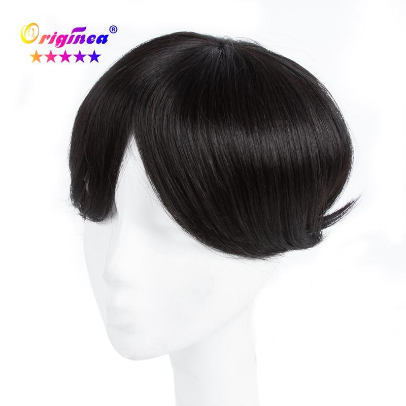 Originea virgin Human Hair topper hair piece for women female human hair topper toupee replacement