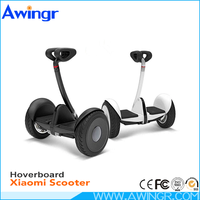 2017 New arrival hot self balancing scooter 10 inch remote controll Xiaomi gas scooter