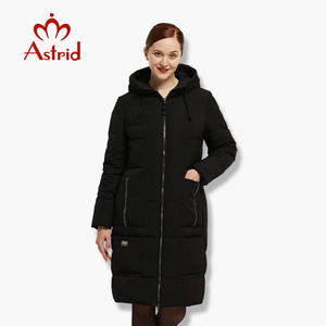 2018 Frisky womens coats and jackets long Windproof parka FR-1405