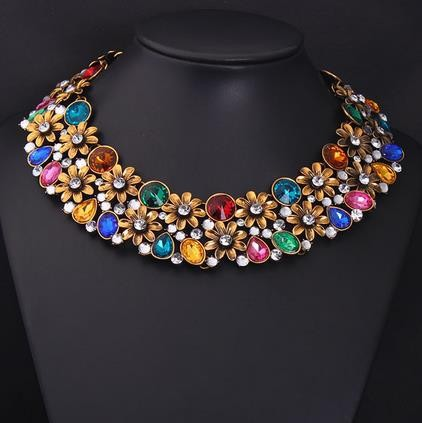 ali express china costume jewelry ali export from china, fashionable costume necklace