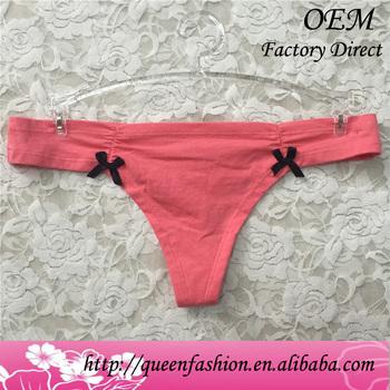 4e6d5116b Alta qualidade barato preço calcinhas de algodão g calcinha de corda unisex  thongs sexy ...