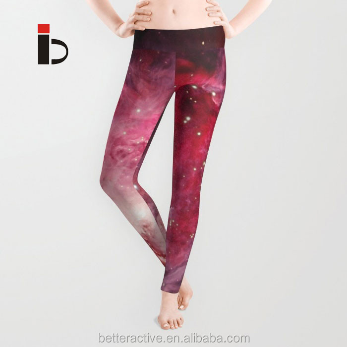 73%polyester 27%spandex thin sexy ass leggings manufacturer