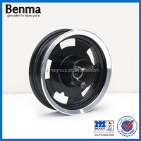 OEM quality motorcycle wide wheel/motorcycle chrome alloy wheel
