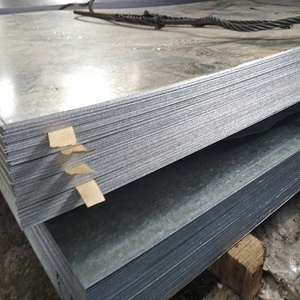 Factory customized cheap SECC anti finger electro galvanized steel sheet