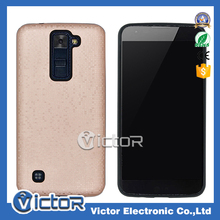 Hot sales China Factory original Mobile phone accessories new novelty design PC silicone combo case for LG