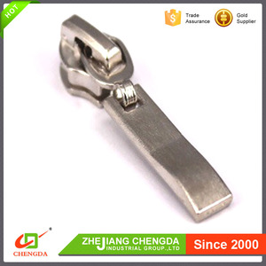 CHENGDA 2017 High Quality Wholesale Prices Zipper Pullers Sliders For Jeans