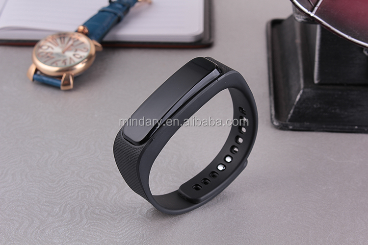 X2 Fitness Tracker Smart Watch Bracelet with Bluetooth Earbud, w/retail package
