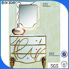 M-0012 Elegant modern salon furniture mirror for hair salon mirror frame