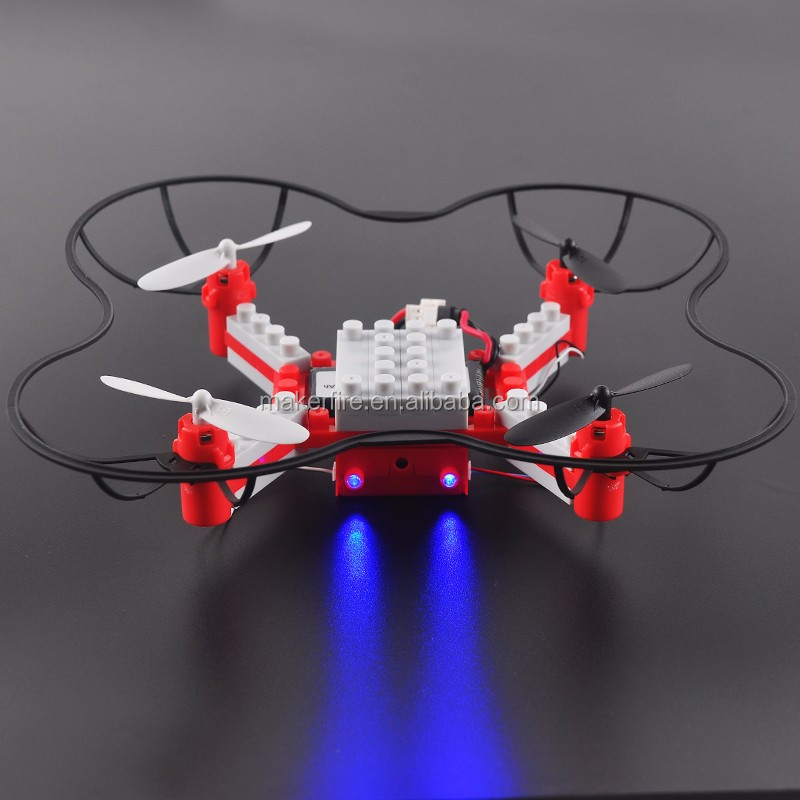 New Assembly USB Charging RC Plane for kids education