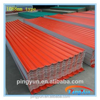 Kunststoff Wellblechdach Kunststoff Dach Isolierte Dachelemente