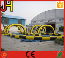 Go Kart/Cars Air Track, Inflatable Zorb Ball Race Track