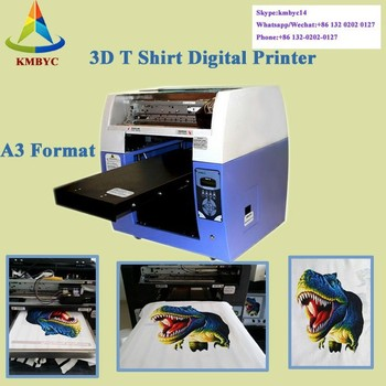 printer to garment t shirt,cotton t-shirt printing machine
