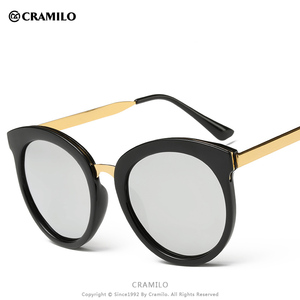 J7032 Cramilo 2016 fashion butterfly women sunglasses
