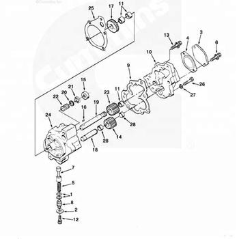 New Genuine Marine Engine Parts 3085378 Pump Lubricating Oil N14 - Buy N14  Oil Pump 3085378 Generator Diesel Engines,Original N14 Pump Oil
