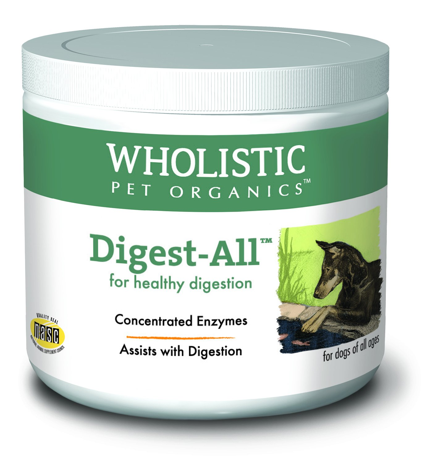 Wholistic Digest-All 4 oz