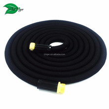 plastic retractable vacuum canvas expanding garden water hose