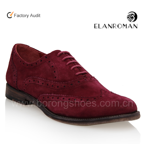 model Best fashion suede shoes dress new leather wcCRqv
