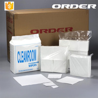 9''X9'' Super Oil Absorbent Nonwoven Dust Free Cleaning Paper Manufacture