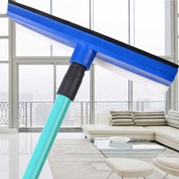 Magnetic Glass Window Cleaner Double Side Glass Lengthened Telescopic Wipe Glass Extendable Cleaning brush