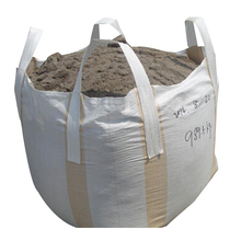 heavy duty pp bulk jumbo big fibc bag/china factory manufacturer cheap price