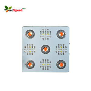 Full Spectrum LED Grow Lights Equal to Double 1200 Watt HPS Grow Light