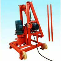 Factory Price Earth Borehole Drilling Machine