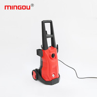 2019 hot sell good quality high pressure power washer mobile steam car wash machine