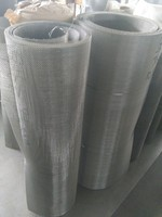 hastelloy stailess steel Plain dutch woven wire cloth