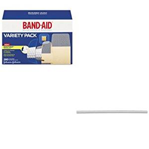 KITFSK1966001001JOJ4711 - Value Kit - Fiskars 12amp;quot; Cut Bar (FSK1966001001) and Band-aid Sheer/Wet Adhesive Bandages (JOJ4711)