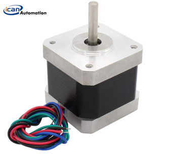 good quality nema17 stepper motor, 3D printing 1.5A 0.4Nm stepper motor nema 17