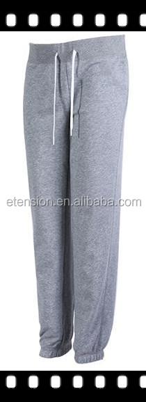 wholesale tech fleece blank men jogger pants