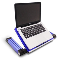mini foldable nottable laptop stand