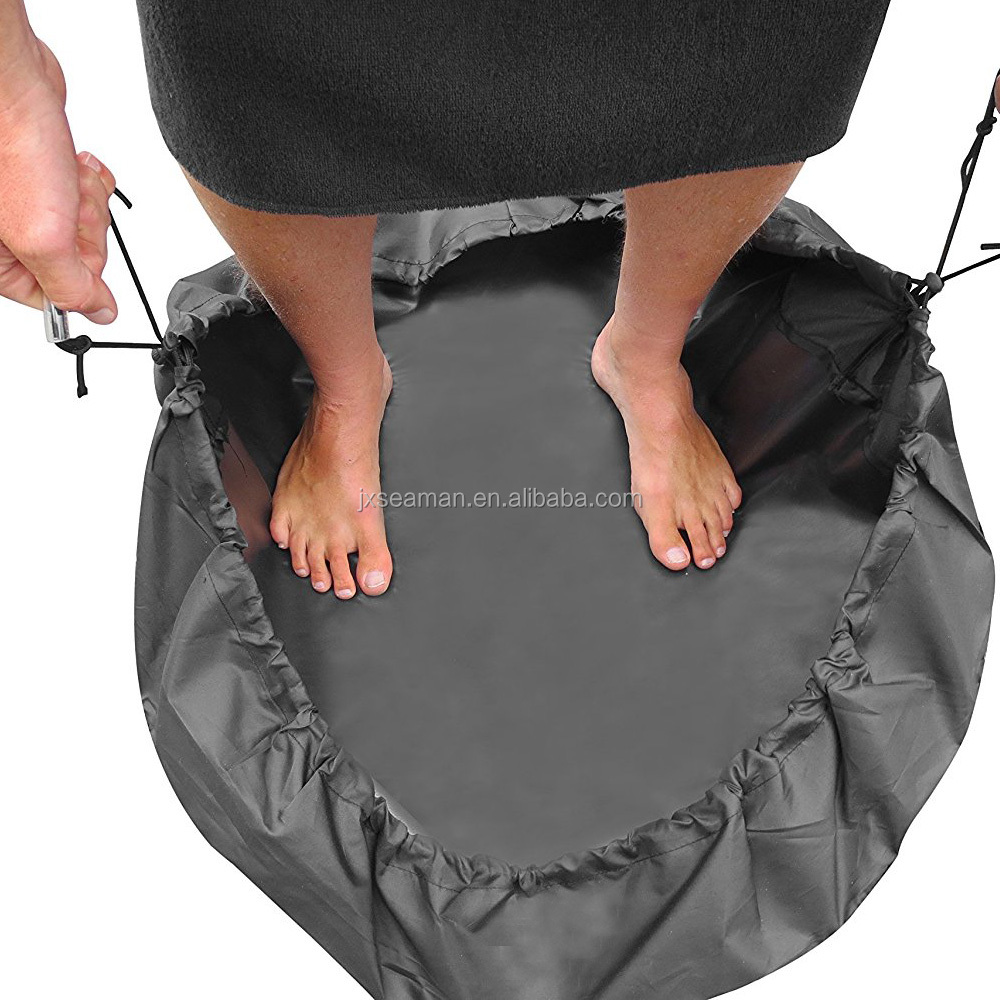Wetsuit Changing Mat / Bag Great for Surfers / Kayakers / Rafters and Boaters
