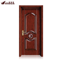 High quality camper doors interior decorative door art glass