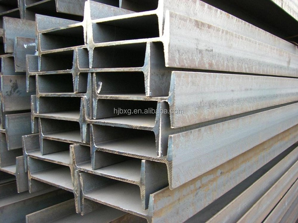 H Type Stainless Steel Hot Rolled I Beams Price Per Kg For