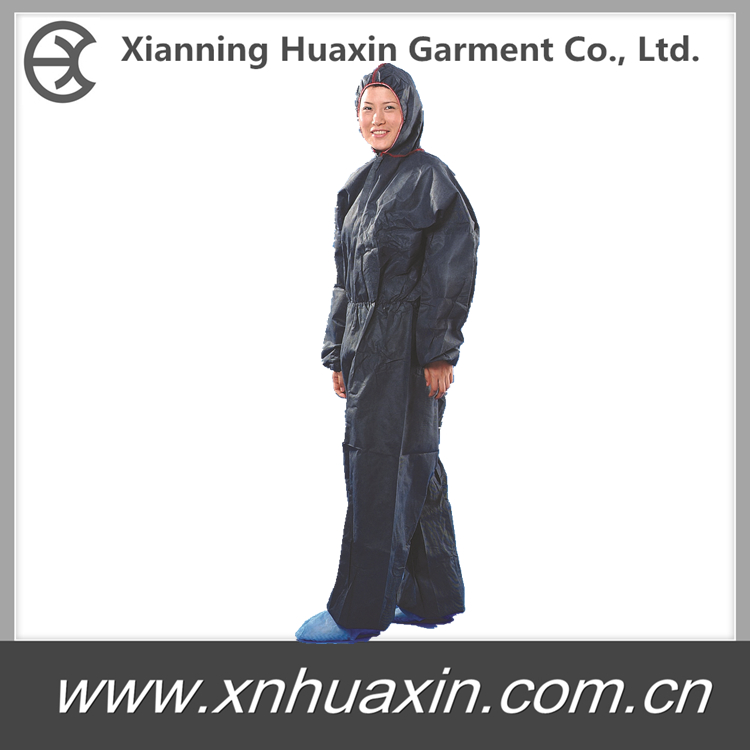 Cinza PP Coverall