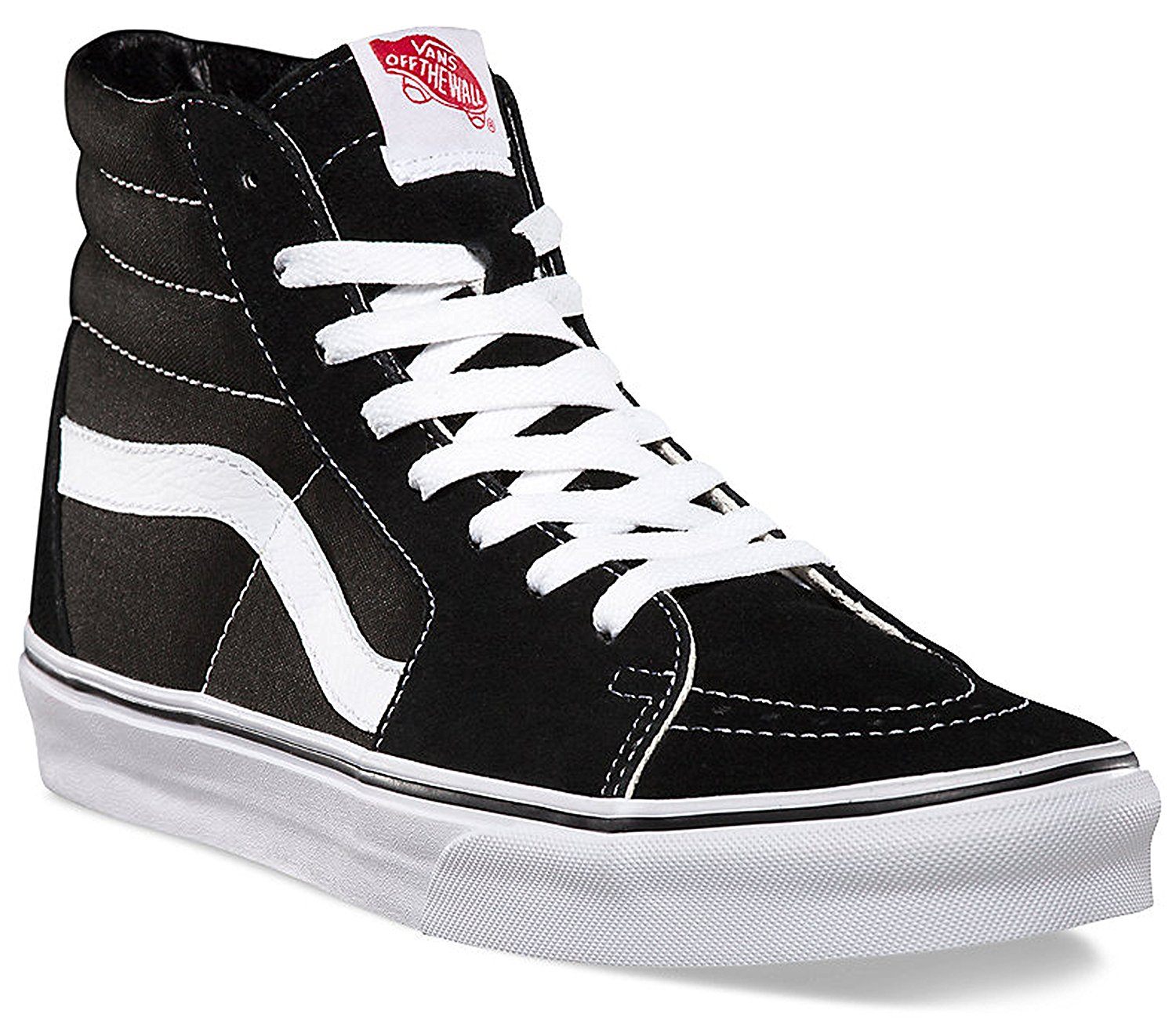 981c6e6907f042 Get Quotations · Vans Unisex SK8-Hi Reissue Skate Shoes (36 M EU   6 B(