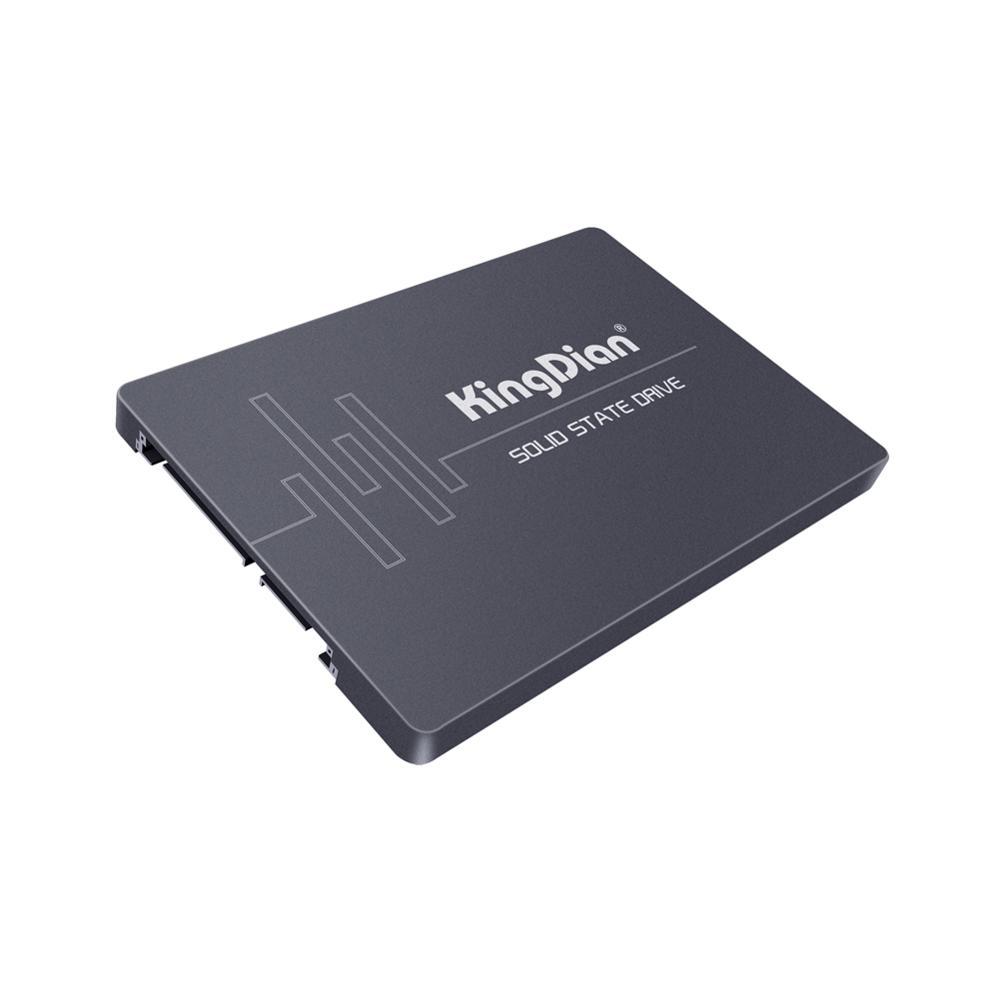 KingDian Solid State Drive 2.5'' SATAIII TLC 120GB SSD (S280 120GB) фото