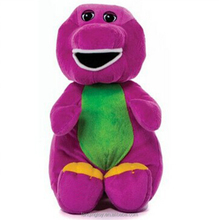 OEM Design Barney Plush Stuffed Toy