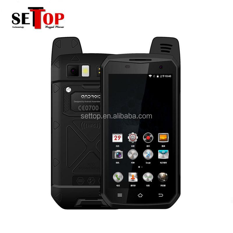 Original B6000 In Stock Best Rugged Mobile Phone 64gb Rom 4gb Ram Network 4g Ip68 Waterproof Dustproof Shockproof Cell