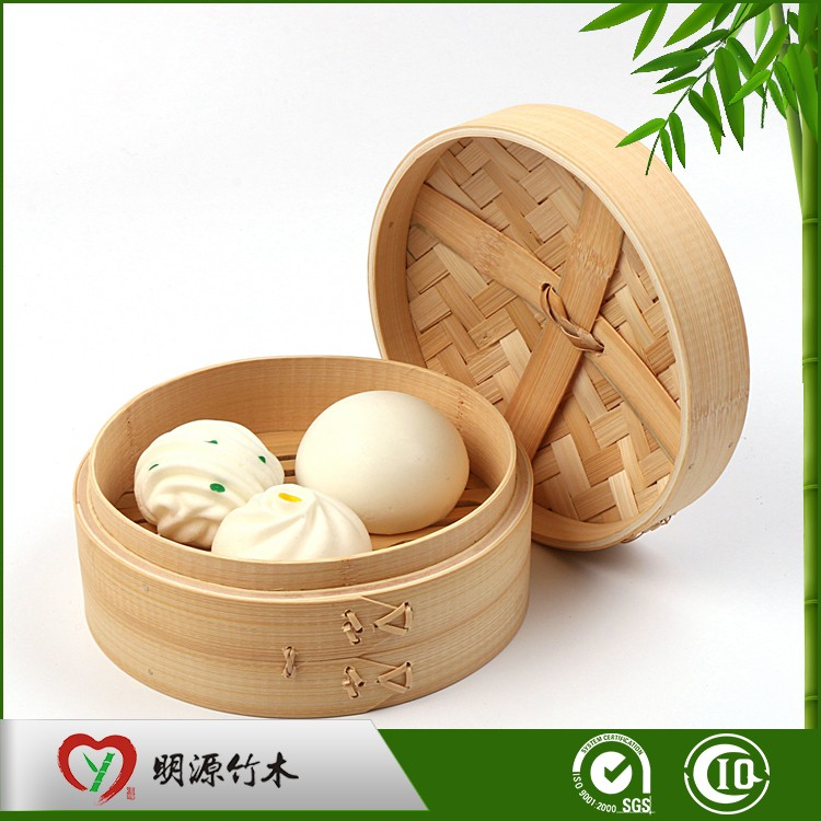 High Quality Newest Eco-friendly Bamboo Combi Steamer