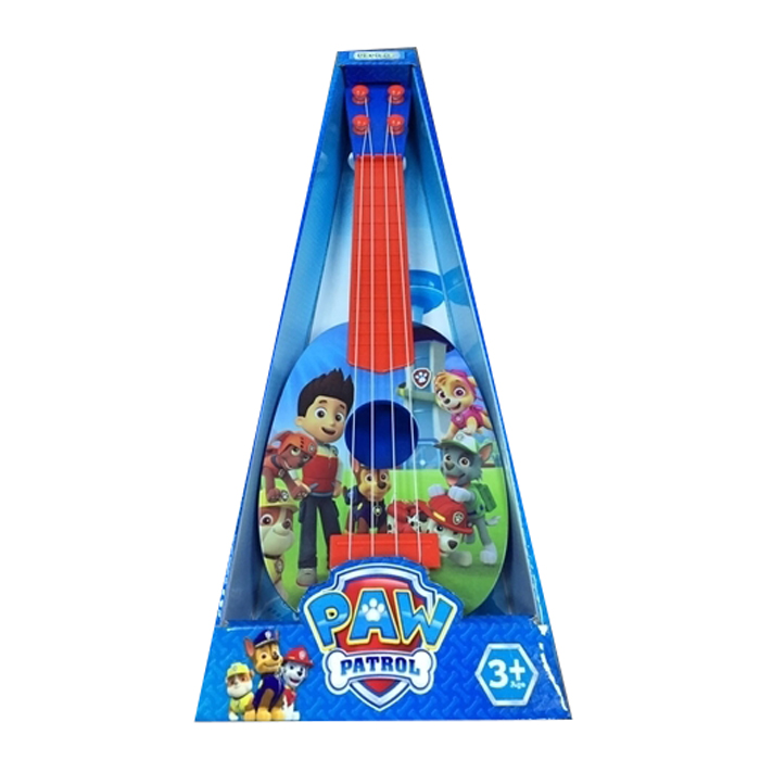 the musical instrument guitar toy patrol dogs for kids