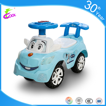 Plastic Pedal Ride on Baby Car with 30 years Experience for 1-3years' baby